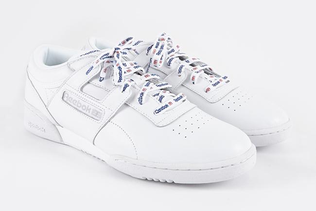 Reebok Workout Lo Clean White