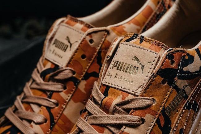 Puma Fenty Orange