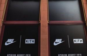 Ronnie Fieg Nike KITH Shop