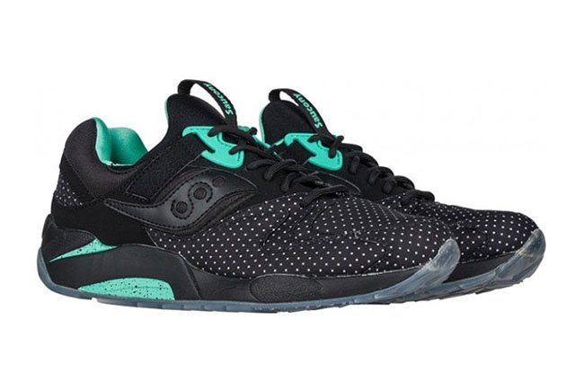 Saucony Grid 9000 Micro Dot Pack