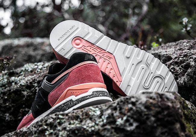 Sneaker Freaker New Balance 997.5 Tassie Tiger