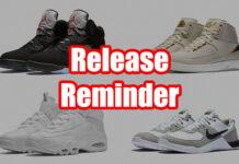 Sneakers Release July 21 23 2016