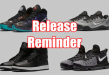 Sneakers Release July 7 9 2016