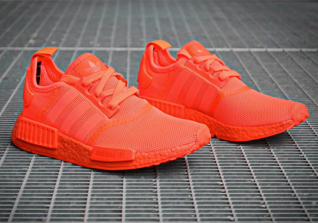 Adidas Nmd Solar Red Sneakerfiles