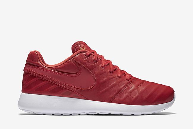 SOPHNET Nike Roshe Tiempo VI Red