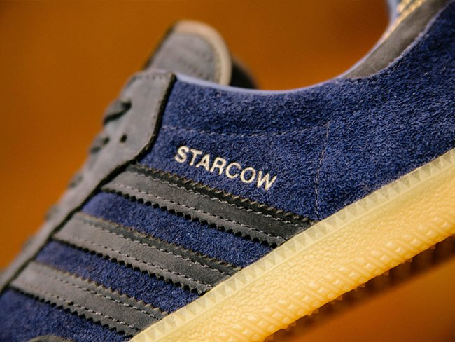 Starcow adidas Consortium Samba