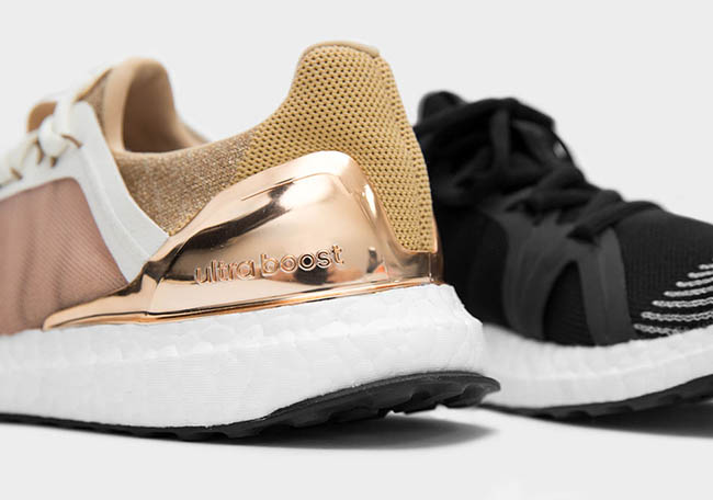 Stella McCartney adidas Ultra Boost Gold