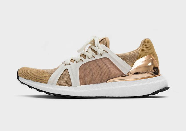 stella mccartney rose gold adidas