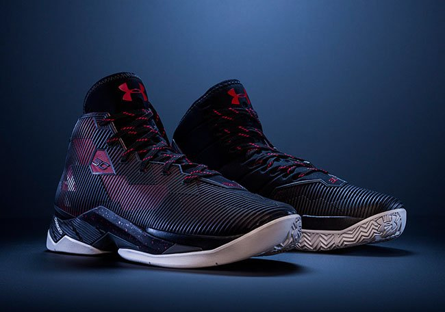 Under Armour Curry 2.5 Elemental Colors