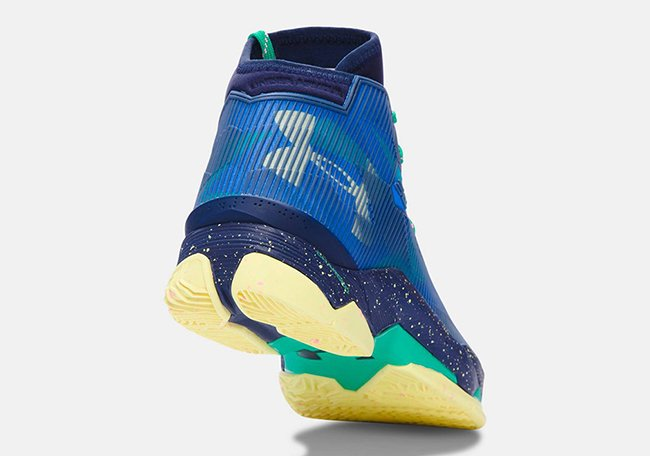 Under Armour Curry 2.5 SC30 Select Camp