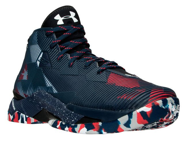 Under Armour Curry 2.5 USA Olympic