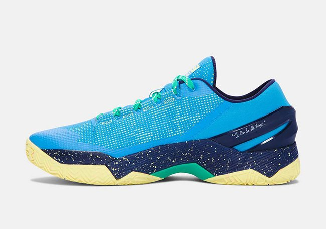 Under Armour Curry 2 Low SC30 Select Camp