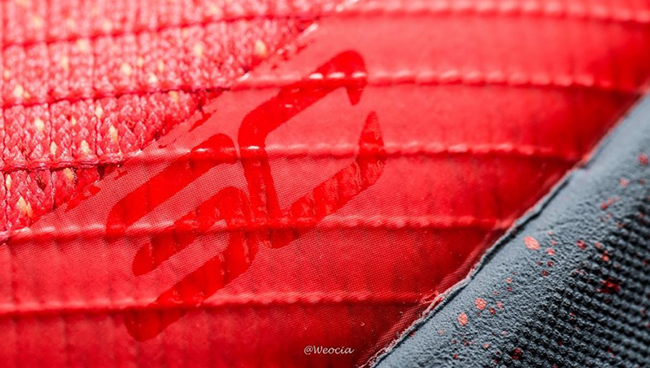 Under Armour Curry 3 Bright Red Grey Black
