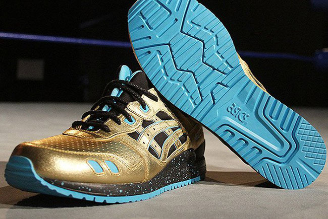 Wale x VILLA x Asics Gel Lyte III Intercontinental Champion