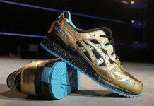 Wale x VILLA x Asics Gel Lyte III Intercontinental Champion