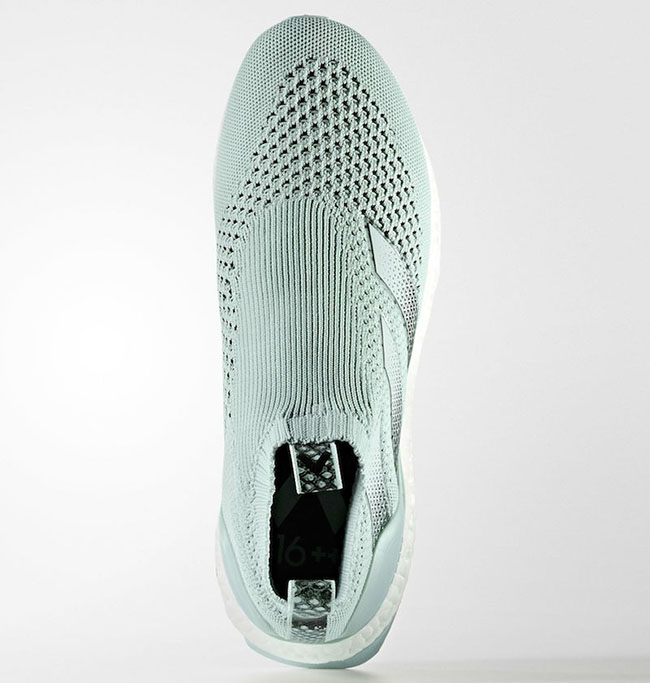 adidas ACE 16 Pure Control Ultra Boost Mint Green