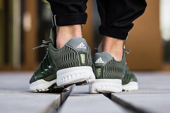 adidas Clima Cool 1 Base Green Olive