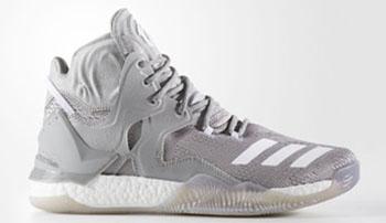 adidas D Rose 7 Grey