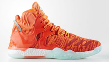 adidas D Rose 7 Solar Red