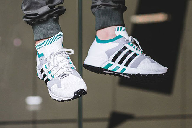 adidas EQT Cushion Primeknit Sub Green