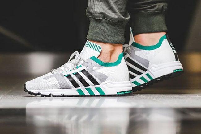 adidas EQT Cushion Primeknit Sub Green | SneakerFiles