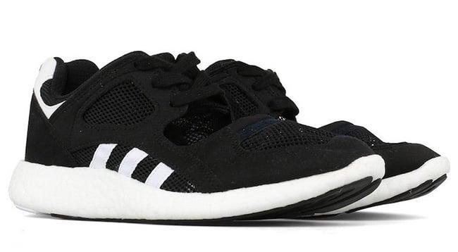 adidas EQT Racing 91-16 Boost Black White