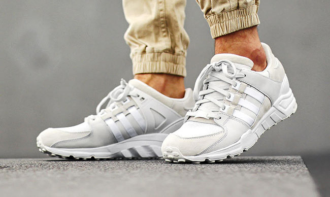 adidas EQT Running Support 93 Vintage White