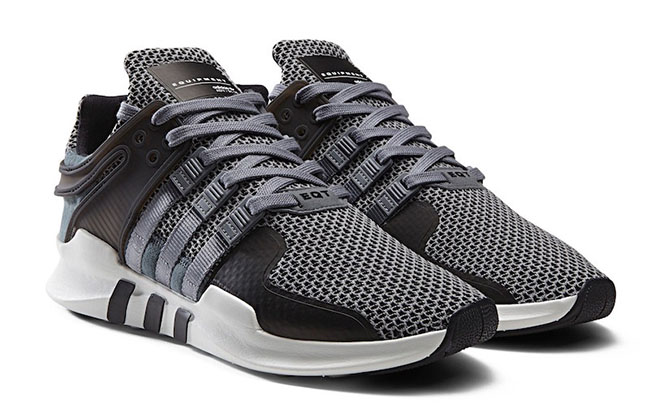 Peep The adidas EQT Support Primeknit Core Black JourneyDance