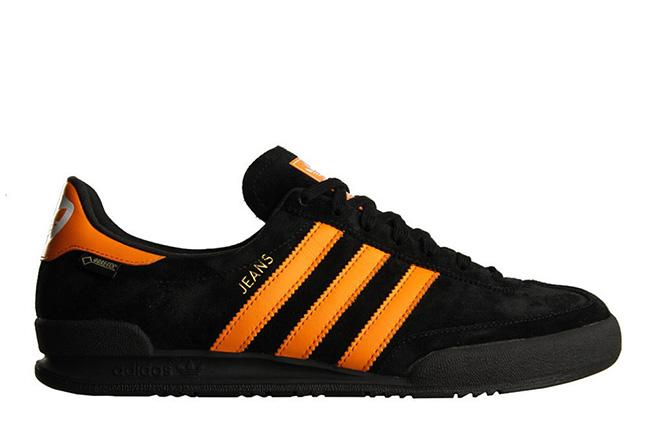 Adidas Originals Jeans Goretex Core Black EQT Orange