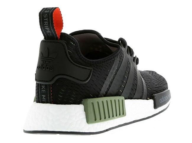 nmd r1 base green core black white NMD Adidas