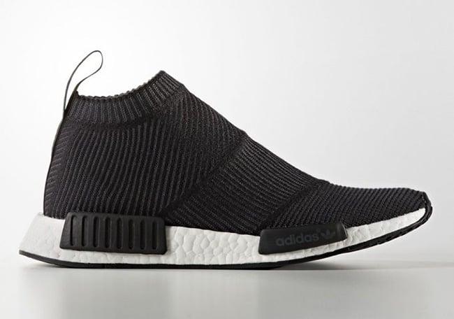 adidas NMD City Sock Black White