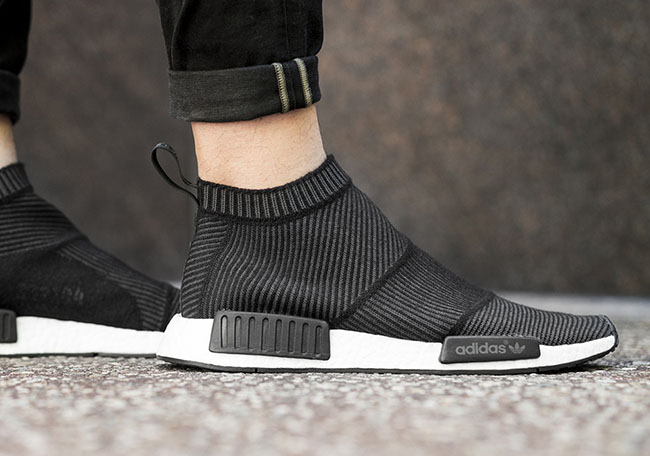 adidas nmd city sock black Ametis Projects