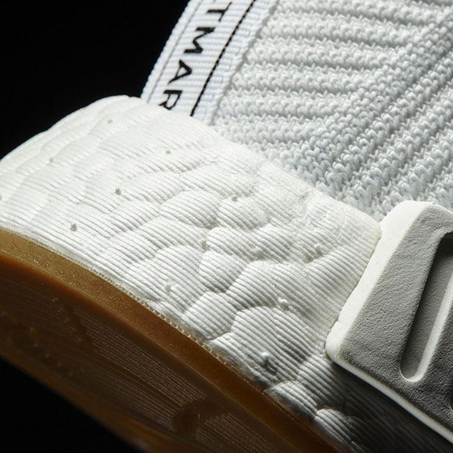 adidas NMD City Sock White Gum