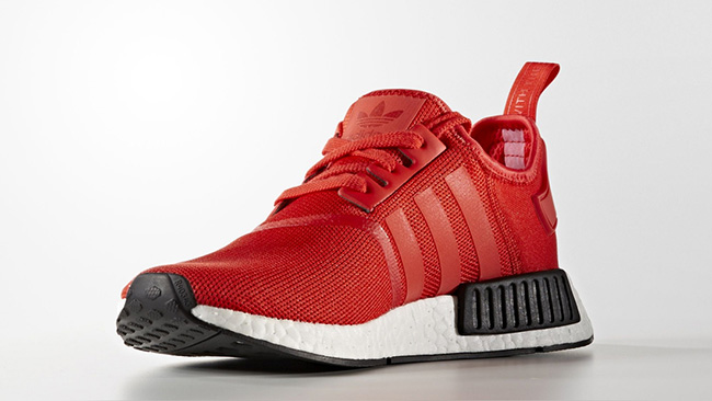 adidas NMD Clear Red