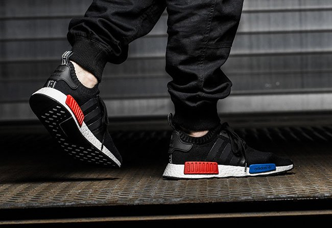 Adidas Brings the White OG NMD R1 Black City villa nonna