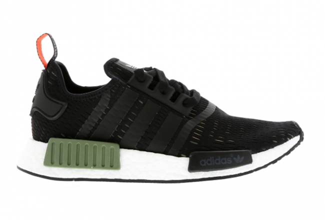 official site wholesale price on sale adidas NMD R1 Base Green Bold Onix | SneakerFiles
