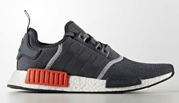 adidas NMD R1 Blue Red Black