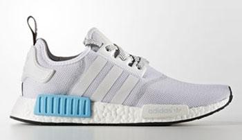 adidas NMD XR1 Grey Blue White