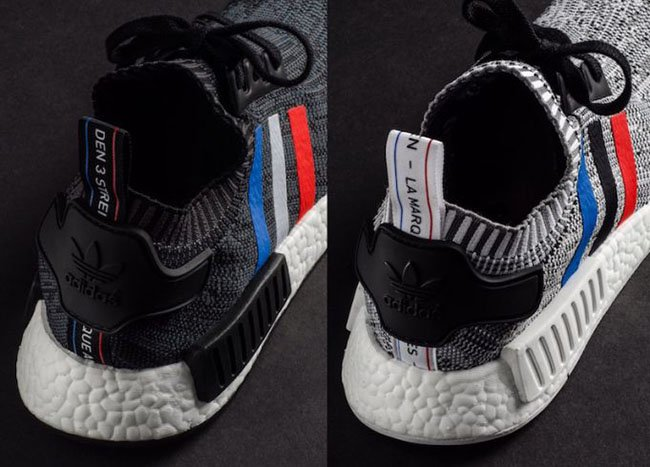 adidas NMD R1 Tri-Color Pack