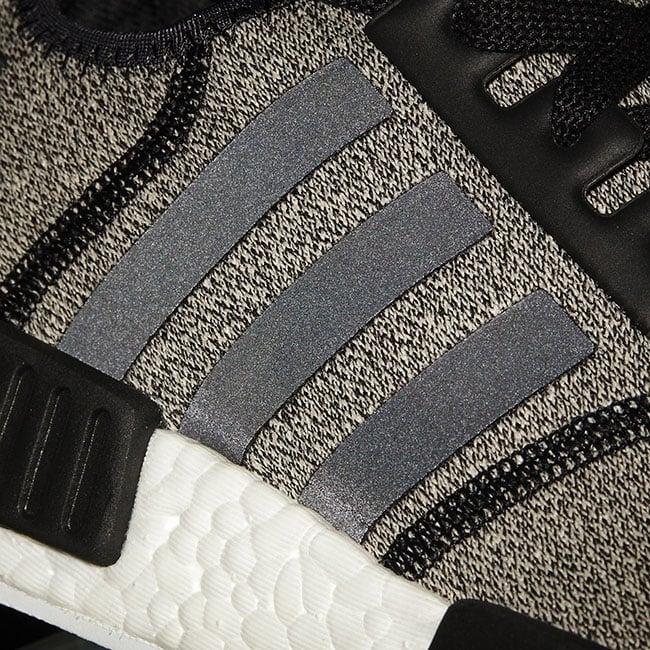 adidas NMD Reverse Reflective Black White