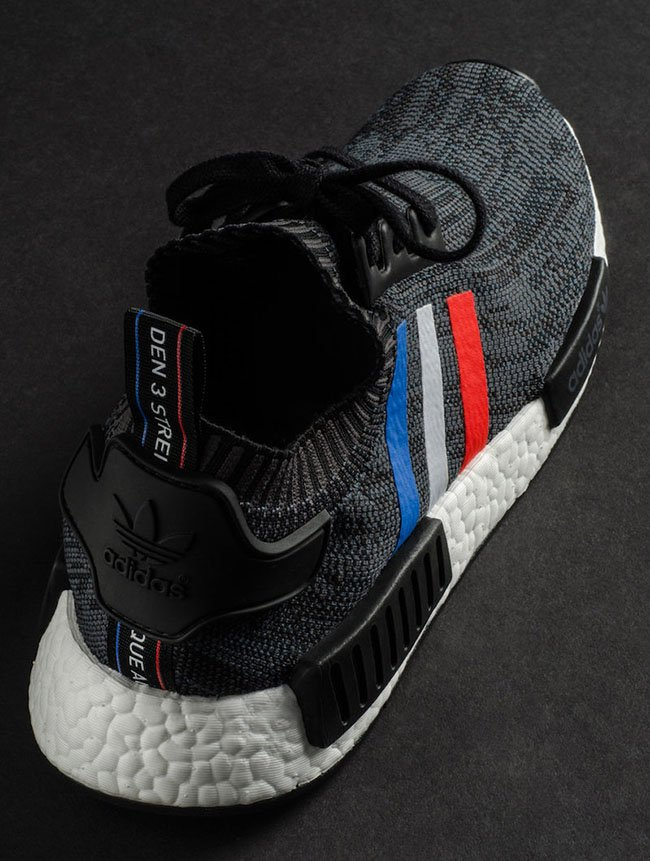 sneakers for cheap 2d605 52659 adidas NMD Primeknit Tri-Color Pack | SneakerFiles