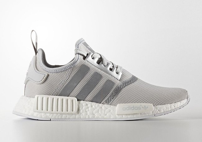 adidas NMD Womens S76004 Grey