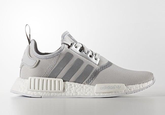 adidas NMD Womens S76004 Grey