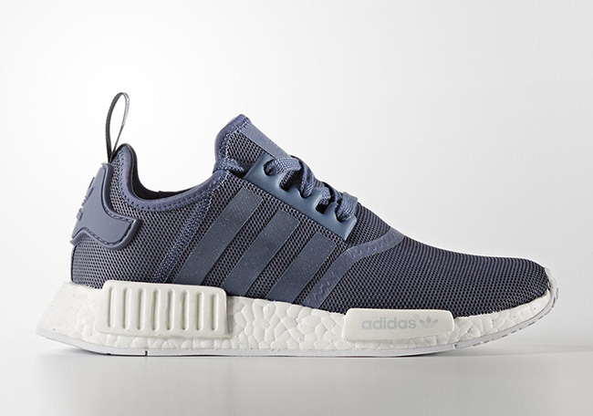adidas NMD Womens S76005 Blue White