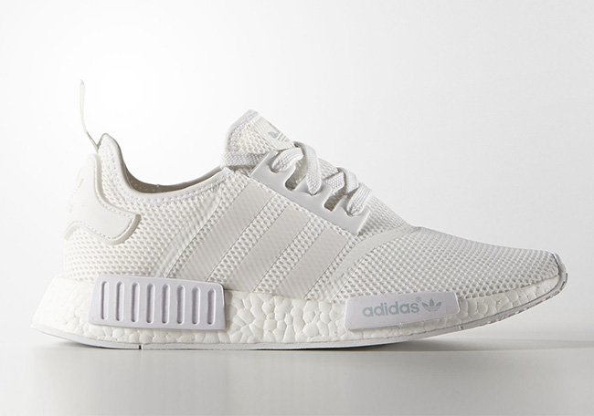 adidas NMD Womens S79166 White