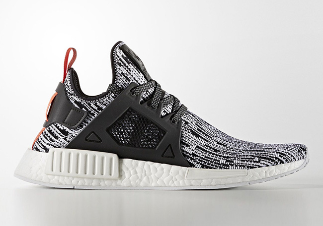 adidas NMD XR1 S32216 White Black