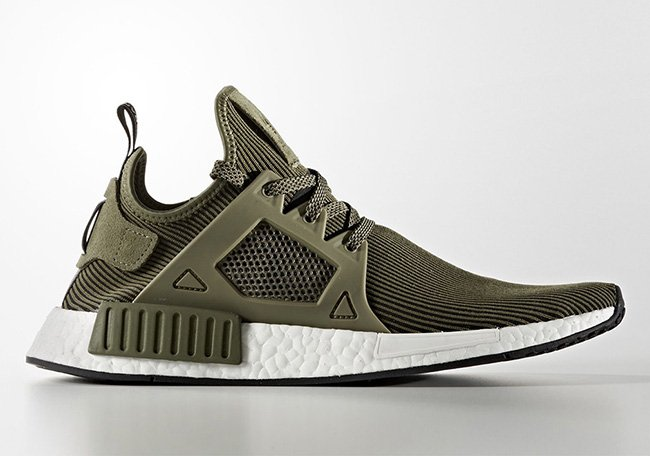 adidas NMD XR1 S32217 Olive Green