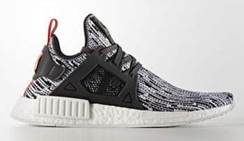 adidas NMD XR1 White Black Red
