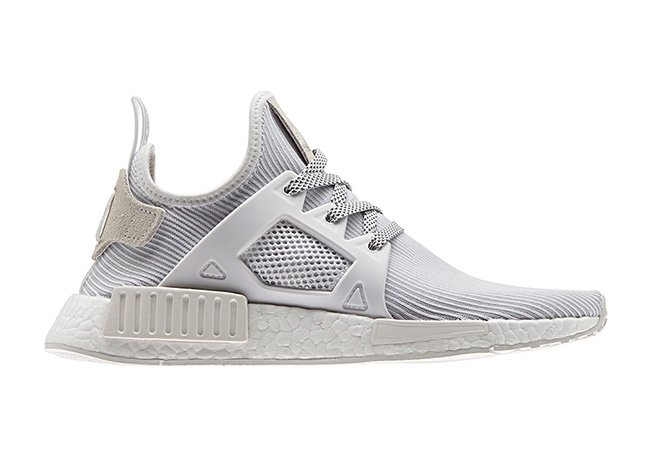 adidas NMD XR1 Womens Triple White