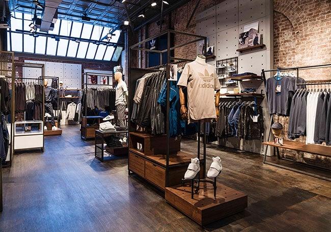 adidas Originals SoHo NYC Store